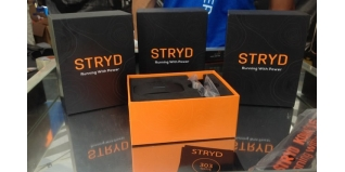 Tri247 - STRYD: Powermeter for Running