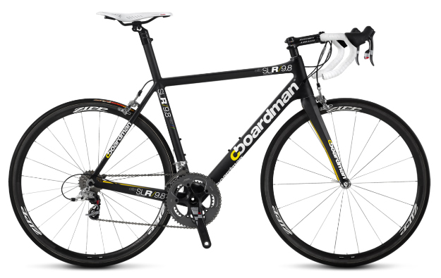 Boardman Bikes launch 2011 range - Tri247