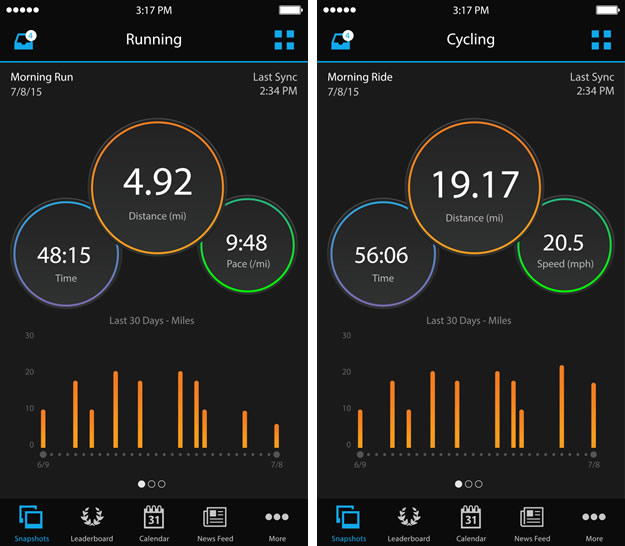 Garmin Connect Mobile App >> Garmin Updates Garmin Connect Mobile App Tri247